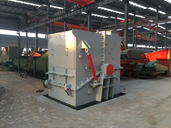 Ring-hammer Crusher