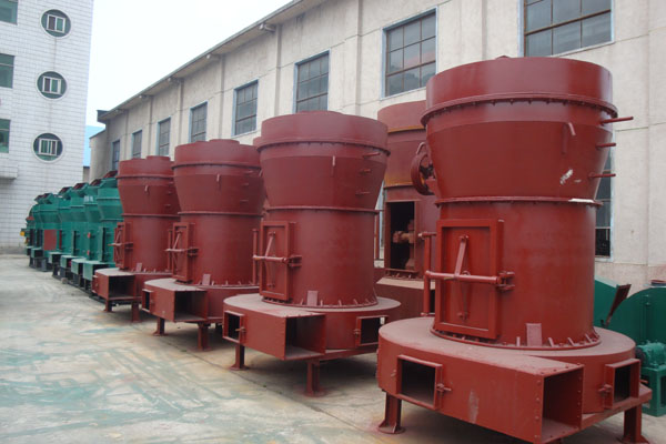 High pressure micropowder mill