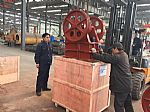 Jaw crusher for limestone